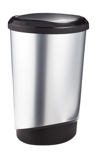 type A Touch Top Garbage Bin, 47-L Product image