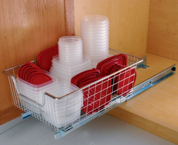 Pull Out Organizer, 12-in Product image