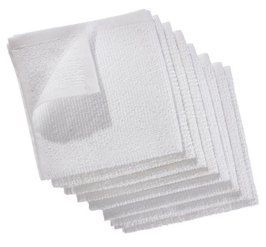 PADERNO Bar Mop Dishcloths, 12 x 12-in, 8-pk Product image