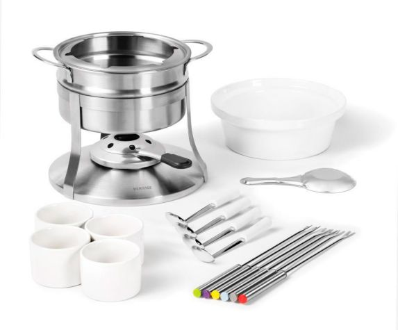 Heritage 3-in-1 Fondue Set, 19-pc Product image