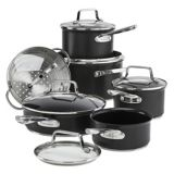 PADERNO Hard Anodized Non-Stick Cookset,12-pc | Padernonull