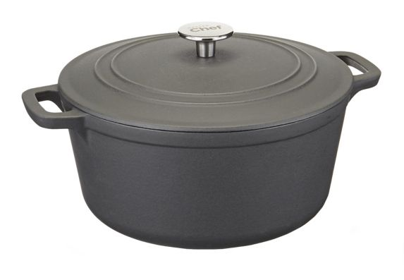 MASTER Chef Round Dutch Oven, Matte Product image