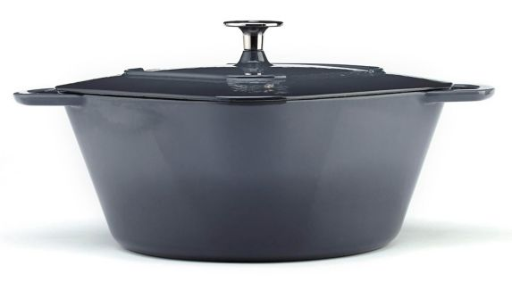 PADERNO Dutch Oven, Charcoal, 6.5-qt Product image