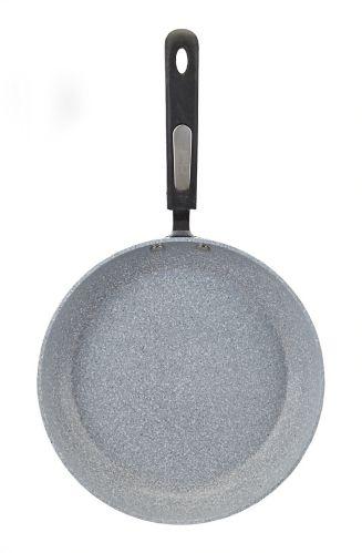Poêle à frire antiadhésive MASTER Chef, granit