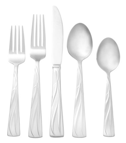CANVAS River 18/10 Stainless Steel Flatware Set, 20-pc Product image