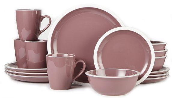 CANVAS Sebastian Stoneware Dinnerware Set, 16-pc Product image
