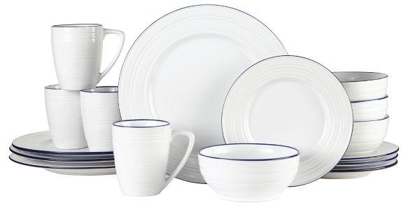 CANVAS Bistro Dinnerware Set, 16-pc Product image