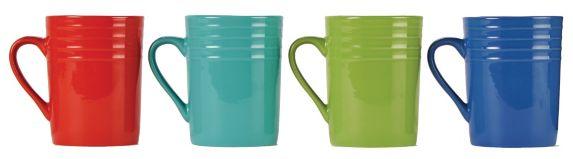 CANVAS Soho Mug Set, 4-pc Product image