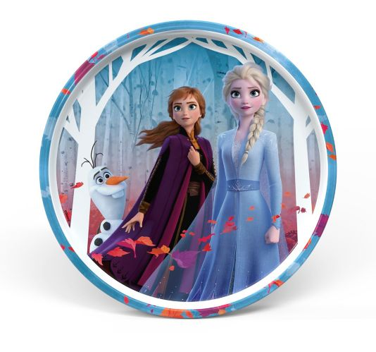 Frozen 2 Dinner Plate, 8-in