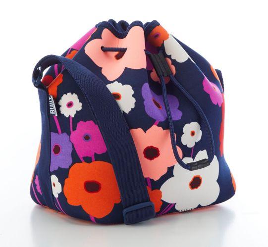 Built Gourmet Neoprene Lunch Bag, Lush Flower