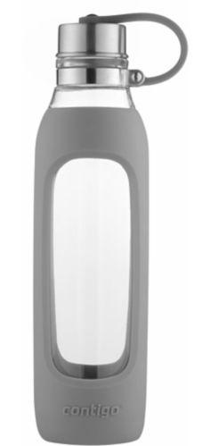 Contigo Purity Glass Water Bottle, 20-oz