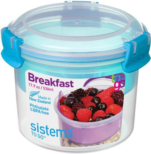 Sistema Breakfast To Go Container Product image