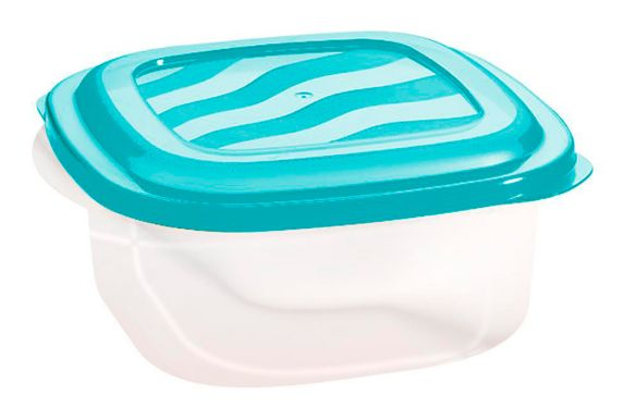 Square Food Sorage Container, 32-oz Product image