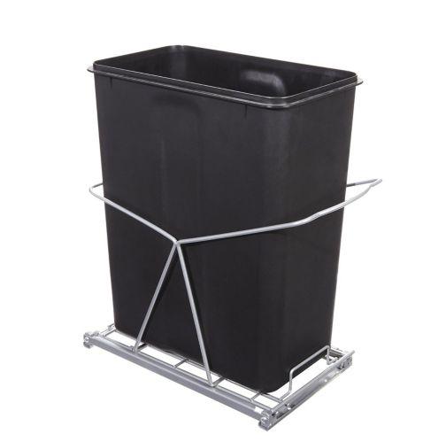 type A Single Pull-Out Waste Bin, 20-L