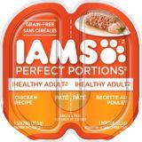 Iams Perfect Portions Chicken Pate Cat Food, 2.6-oz | Iamsnull