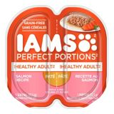 Pâtée au saumon pour chats Iams Perfect Portions, 2,6 oz | Iamsnull