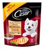 Nourriture sèche pour chiens Cesar, poulet rôti, 1,76 kg | Cesarnull
