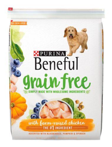 Nourriture sans grains pour chiens Purina Beneful, poulet, 5,3 kg Image de l'article