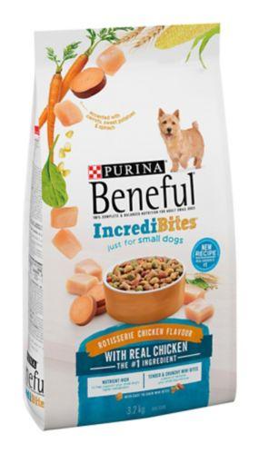 Purina BenefulIncredibitesChicken Dog Food, 3.2-kg