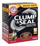 Arm & Hammer Clump & SealMulti-Cat Cat Litter, 17.2-kg | Arm & Hammernull