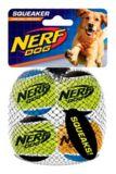 Nerf Tennis Balls Dog Toy, Extra Small, 4-pk | NERFnull