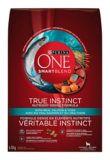 Purina ONE Dog True Instinct Salmon & Tuna Dog Food, 6.8-kg | Purina ONEnull