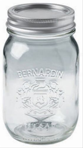 Bernardin Canning Jar, 500-mL