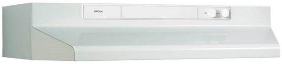 Hotte sous-armoire Broan, 190 pi cu/min, 30 po Image de l'article