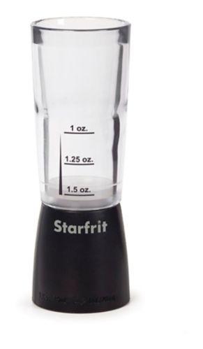 Starfrit Adjustable Cocktail Measuring Jigger