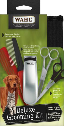 Wahl All-In-One Deluxe Pet Grooming Kit