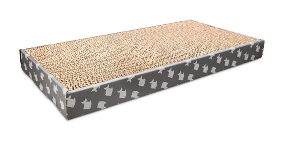 Petco Refillable Cardboard Double Wide Cat Scratcher Product image
