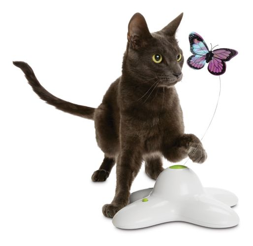 Petco Electric Flutter Butterfly Cat Toy Product image