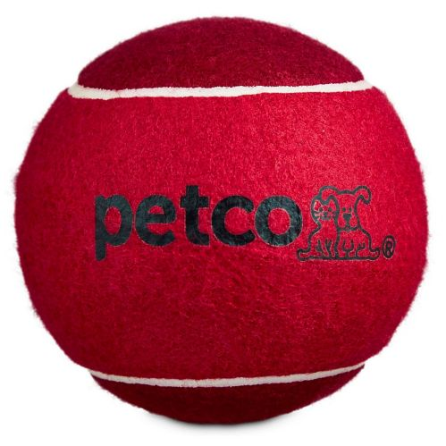 Grosse balle de tennis pour chiens Petco Image de l'article
