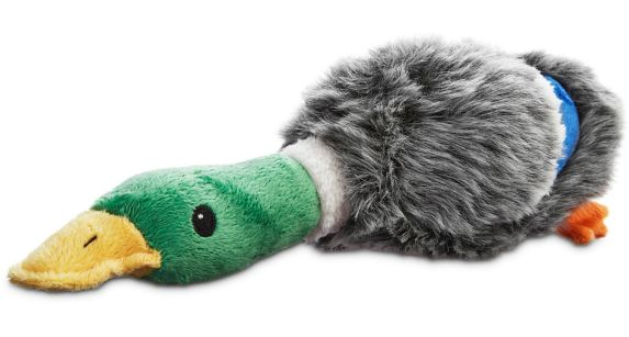 Petco Plush Mallard Dog Toy, Large