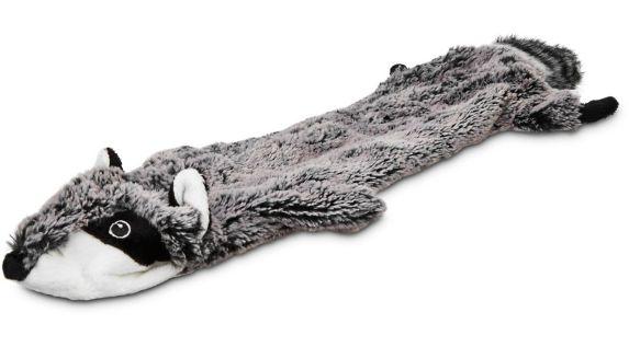 Petco Unstuffed Plush Raccoon Dog Toy, Large Product image