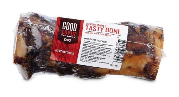 Good Lovin' Tasty Bone Beef Dog Chew, 10-oz Product image