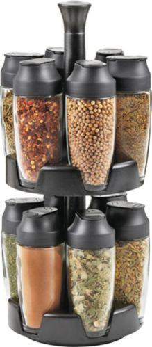 Trudeau Maison 12-Bottle Spice Rack Product image