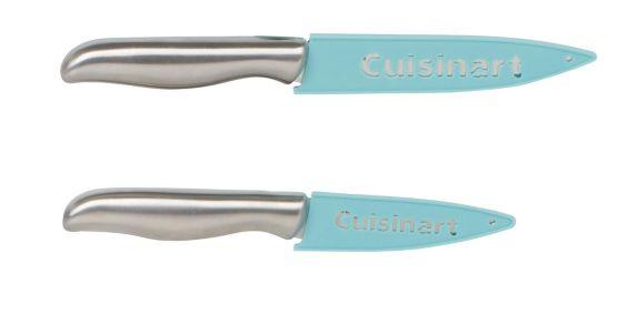 Couteaux en acier inoxydable Cuisinart avec étui, 4 pièces Image de l'article
