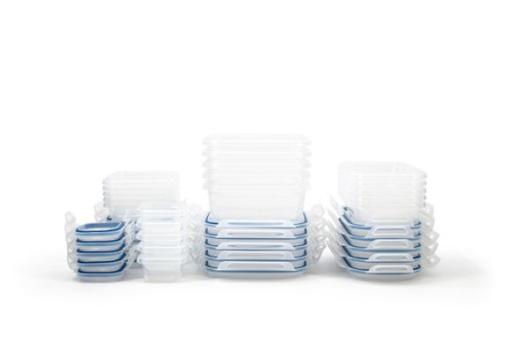 SnapLock Food Storage Container Set, 40-pc