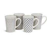 CANVAS Mug Set, 4-pk