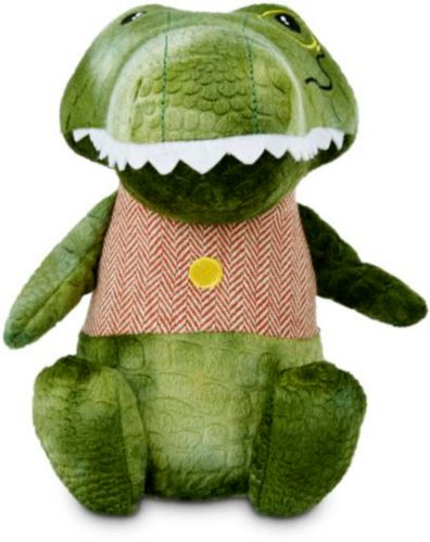 Petco Gator Plush Dog Toy, Medium