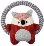 Petco Ring Fox Plush Dog Toy, Small | PETCOnull