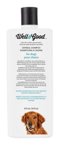Shampooing à l'avoine pour chiens Well & Good, 16 oz Image de l'article