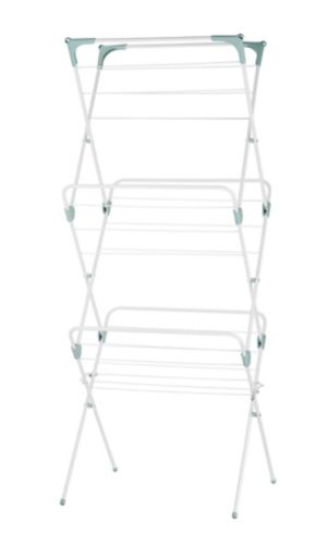 type A 3-Tier Vertical Drying Rack Product image