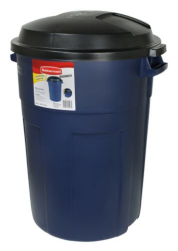 Rubbermaid 98L Deluxe Refuse Container Product image