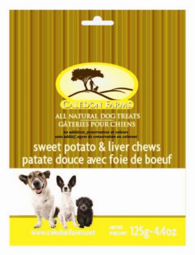 Caledon Farms Sweet Potato and Liver Treats Product image