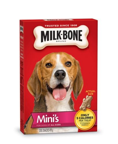 Milk Bone Mini Dog Treats, Original Product image