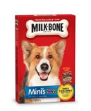 Milk Bone Minis Flavour Snacks Dog Treats | Milk-Bonenull