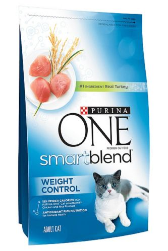 Purina® ONE® Smart Blend™ Weight Control Formula Dry Cat Food, 1.8-kg