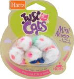 Just For Cats Mini Mice, 5-pk | Hartznull